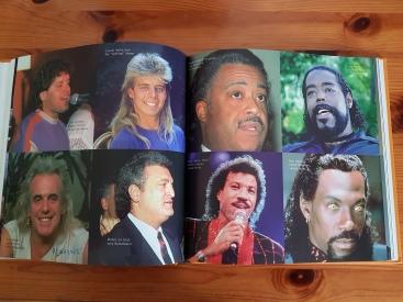 Celebrity mullets